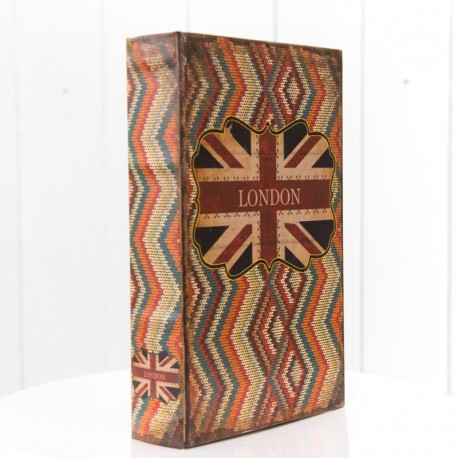 Book Prop London UK Flag