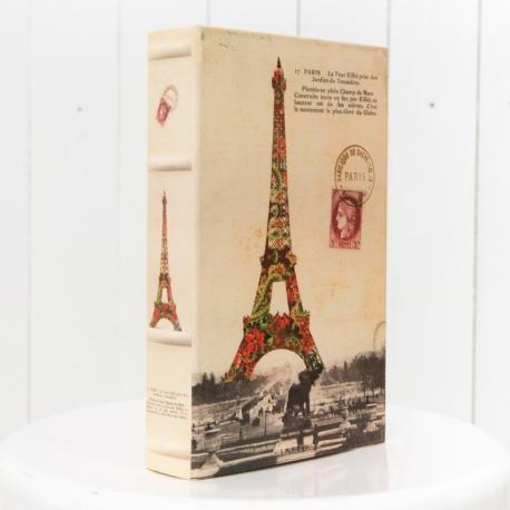 Book Prop Eiffel Tower