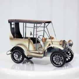 Mini Vintage Car Prop