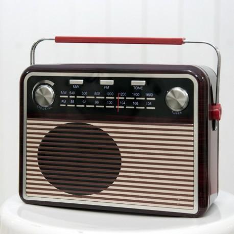 Rent Vintage FM Radio Prop