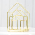 Rent: Nordic Golden House Ornaments (set of 3)