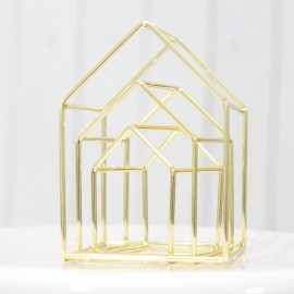 Nordic Golden House Ornaments