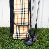 Rent: Vintage Wilson Golf Club Set