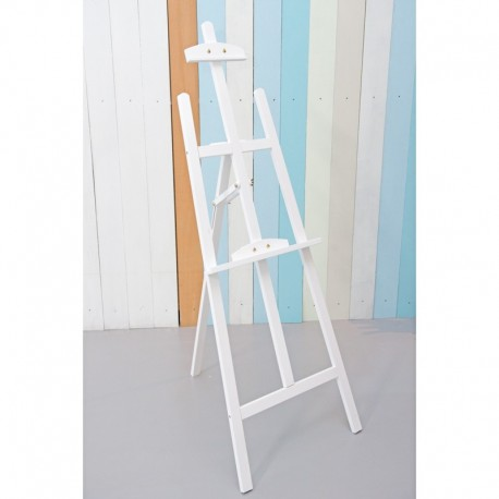 White Wooden Easel