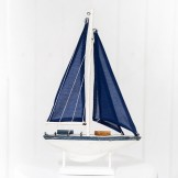 Rent: Nautical Boat Figurine (Tall)