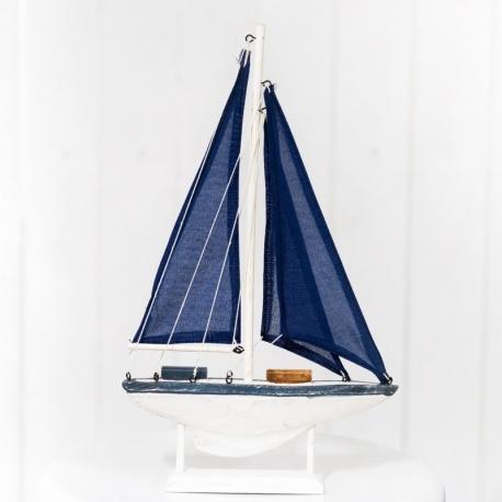 Marine Boat Figurine