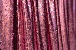 Rent: Glitter Glam Duo Sequin Backdrop (Pink and Silver)