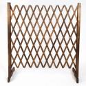 Rent: Foldable Lattice Wooden Fence