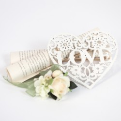 Lovely Heart Decorative Prop