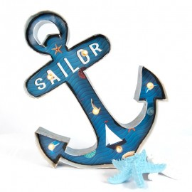 Marine Anchor Marquee Light
