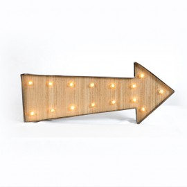 LED Marquee Light Arrow