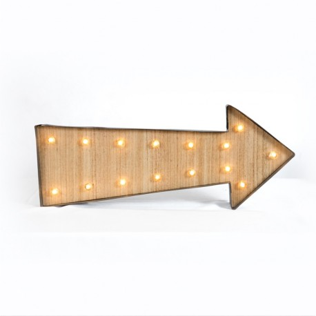 LED Arrow Sign Marquee