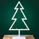 Rent: Christmas Tree LED Light Decor