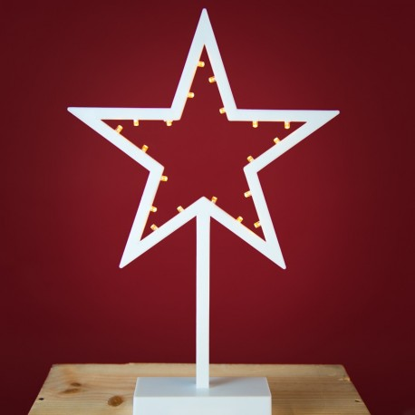 X'mas Star LED Light Decor