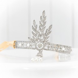 Wedding Jewel Headpiece