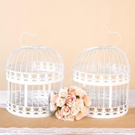 Wedding White Bird Cage