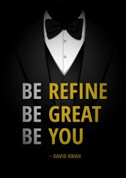 Be You: Refine