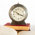 Rent: Vintage Antique Clock