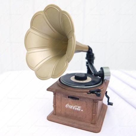 Old School Gramophone Singapore Prop Rental