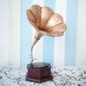 Rent: Vintage Gramophone Prop (Bronze)
