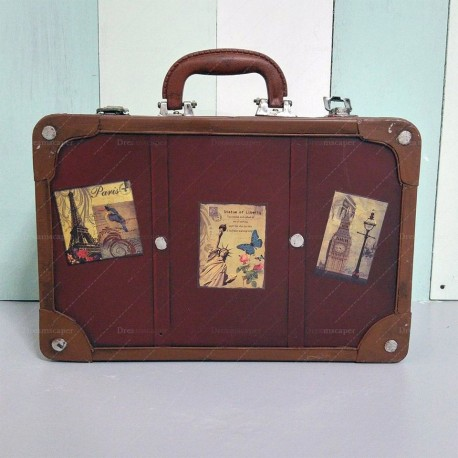 Photobooth Props - Travel Suitcase