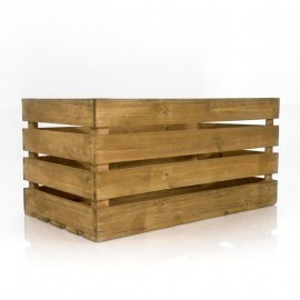 Wedding Wood Crate