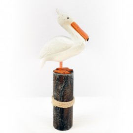 Nautical Props Singapore - Pelican Statue
