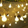 Rent: Ball Globe Fairy Light 5M (Warm White)