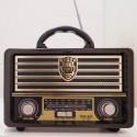 Rent: Retro Radio Player (FM / USB)
