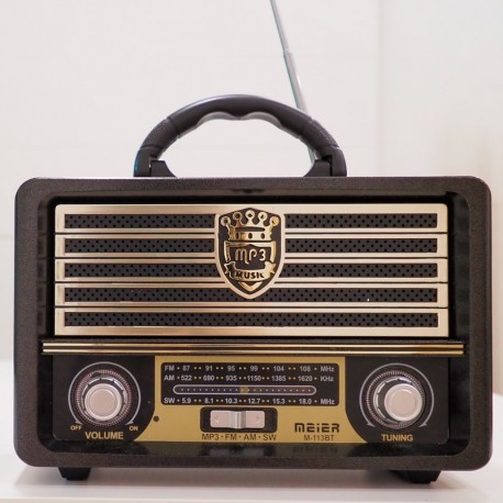 Vintage Retro Radio Singapore