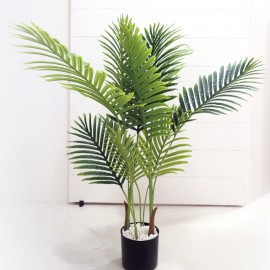 Artificial Palm Potted Plant