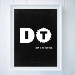 Do It - Now Is The Best Time