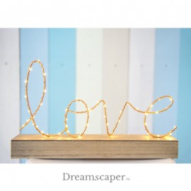Wedding Love Sign Decor