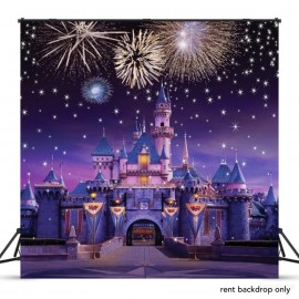 Disney Background for Birthday Party