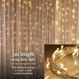 Singapore Fairy Lights (Warm White)