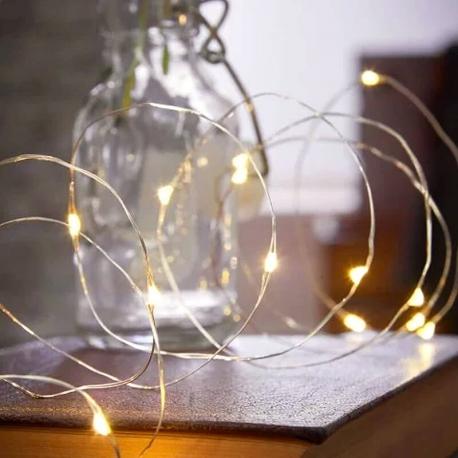 Wire Fairy Light Rental Singapore