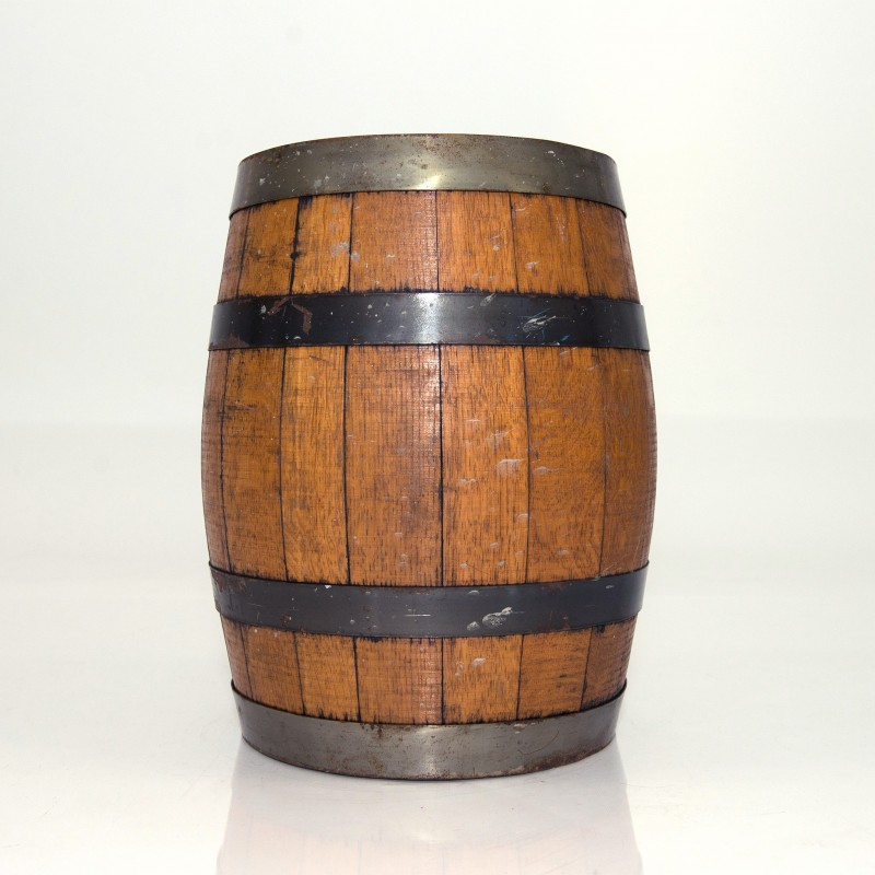 Oak Wine Barrel. Loading zoom