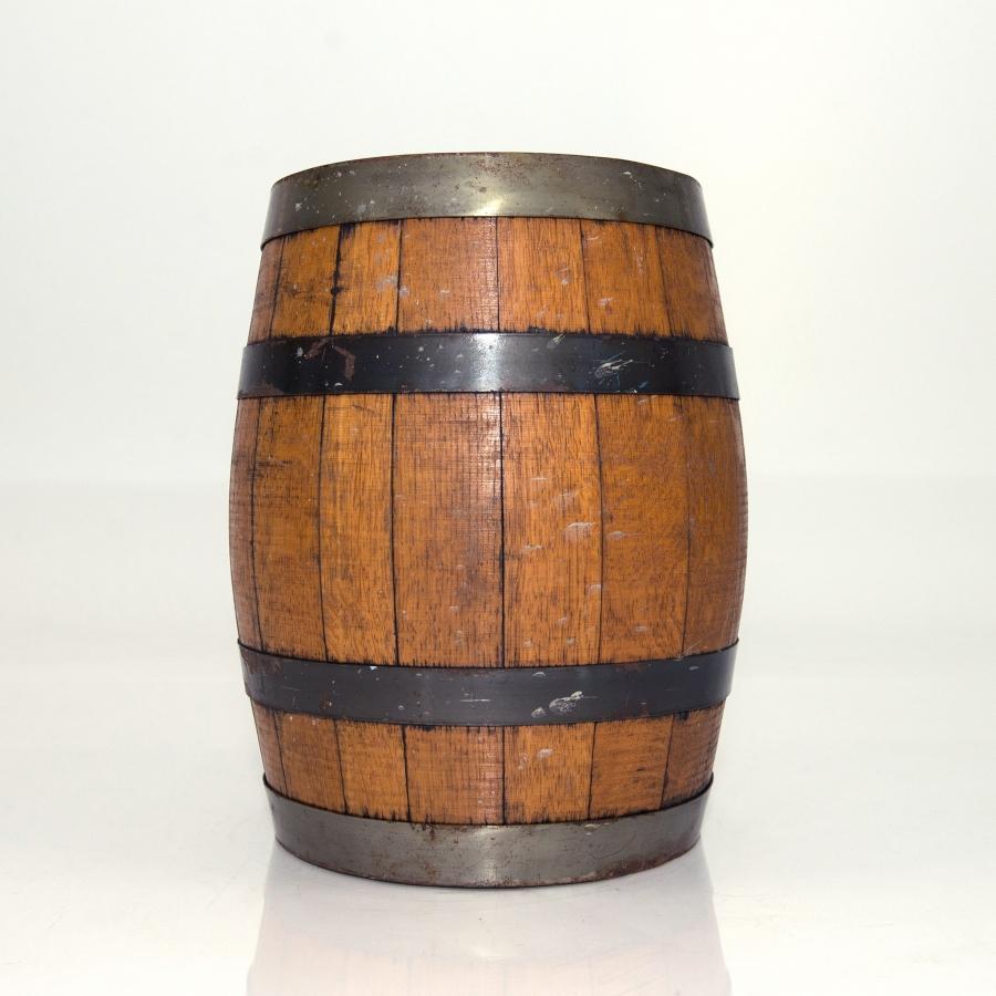 Rent Vintage Small Wine Barrel Singapore Props Rental