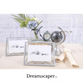 Wedding Silver Photo Frame