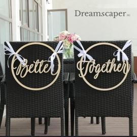 Wedding Signage Singapore