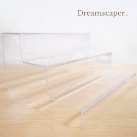 Tiered Acrylic Display Stand