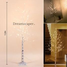 LED White Tree Rental