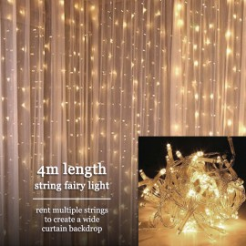 LED Fairy Lights Rental Singapore