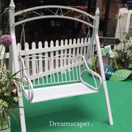 White Garden Swing Rental Singapore