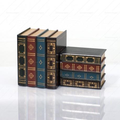 Antique Books Prop Rental