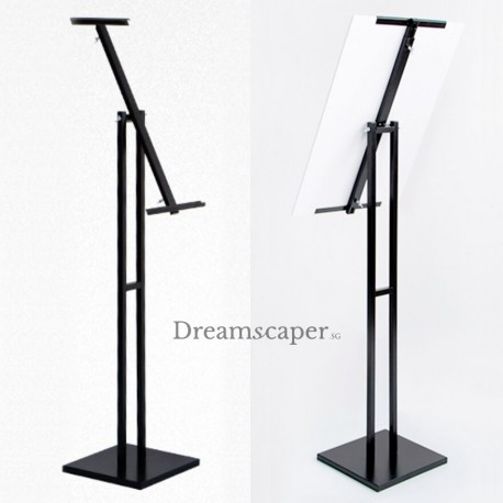 Portable Signage Poster Stand Rental Singapore