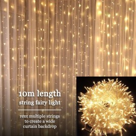 LED Fairy Lights Rental Singapore