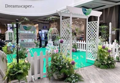 Garden Arbor Arch Rental Singapore