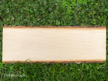 Long Rect Wooden Plank