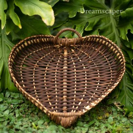 Traditional Rattan Tray Singapore